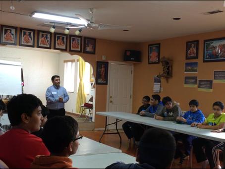 Communication & Leadership Program Gurukul Plano | Completed March 25, 2016