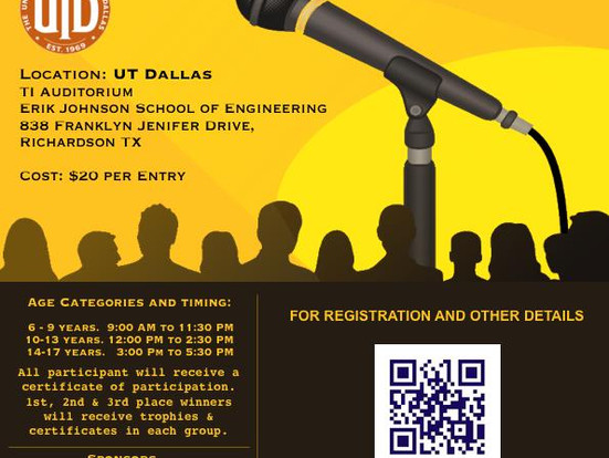 DFW Open Speech Contest