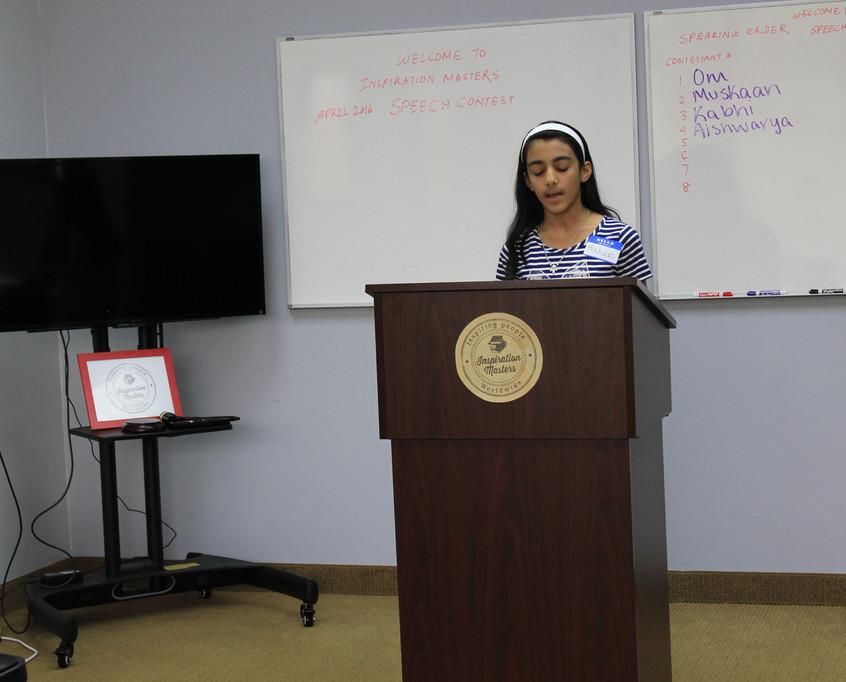 Speech Contest April 2016 18