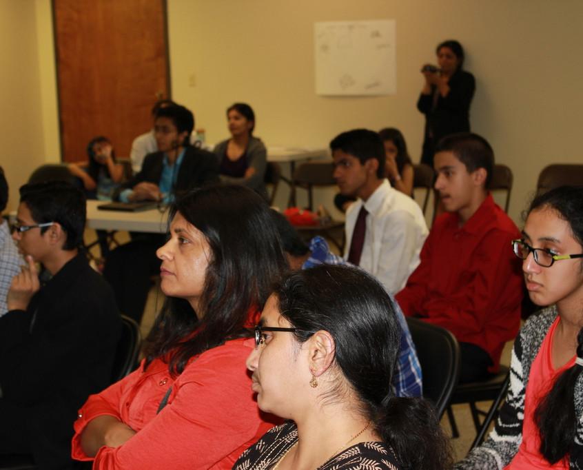 Advance Youth Communication & Leadership Program December 2015 63