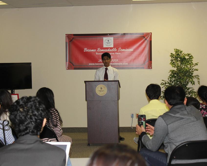 Advance Youth Communication & Leadership Program December 2015 19