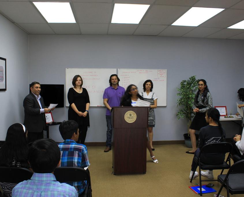 Speech Contest April 2016 86