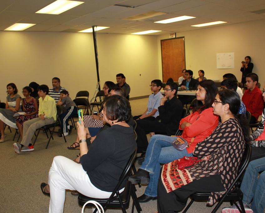 Advance Youth Communication & Leadership Program December 2015 61