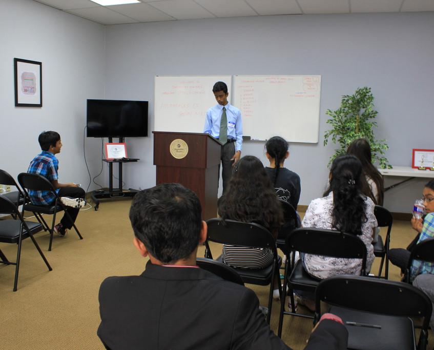 Speech Contest April 2016 45