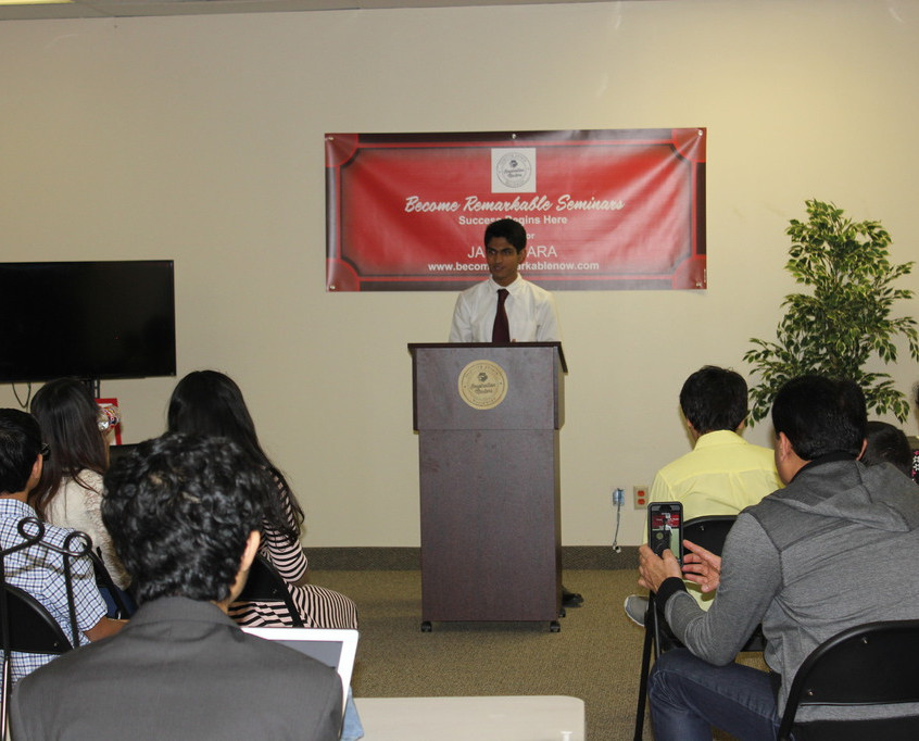 Advance Youth Communication & Leadership Program December 2015 18