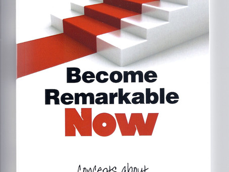 Become Remarkable Now