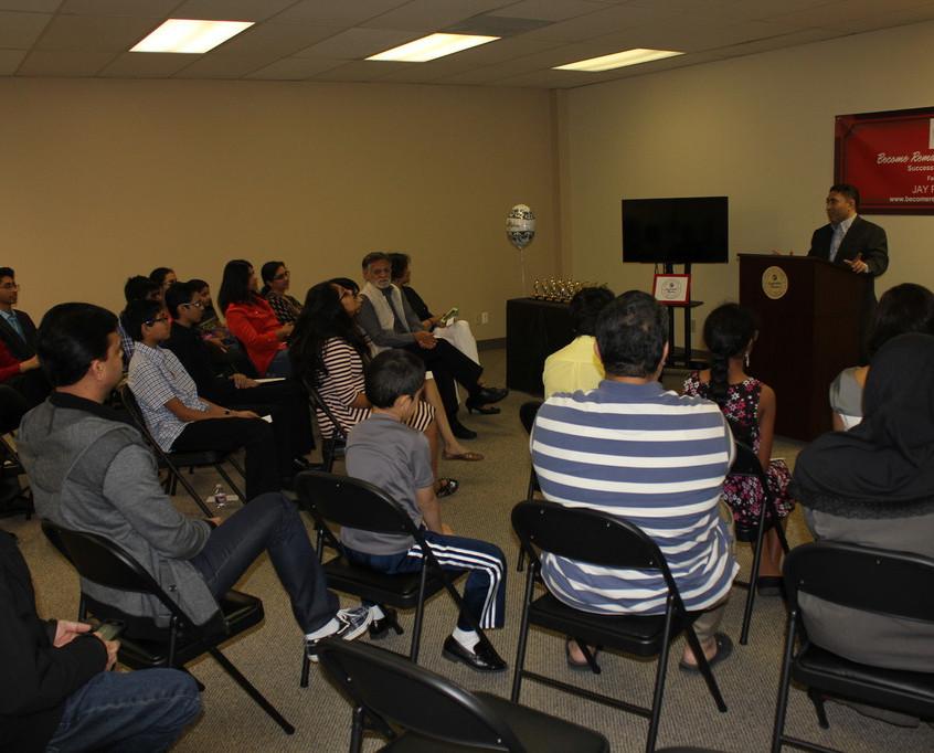 Advance Youth Communication & Leadership Program December 2015 11