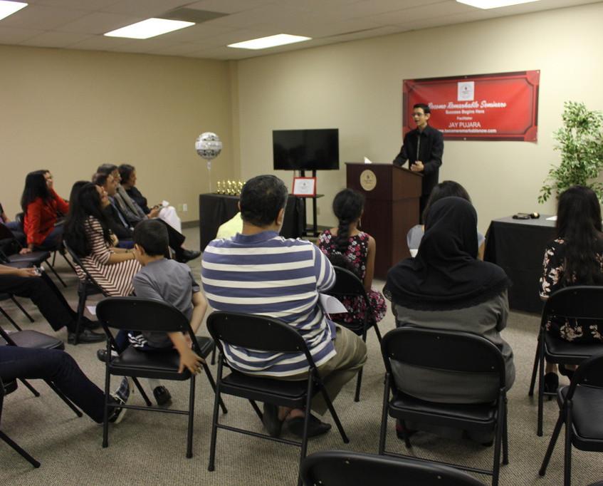 Advance Youth Communication & Leadership Program December 2015 39
