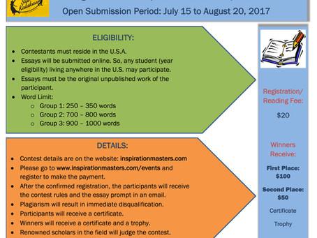 U.S. Online Essay Contest
