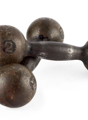 Dumbbells: The Original Form of Fitness Equipment