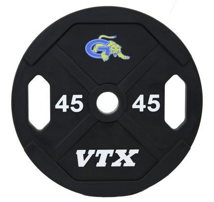 GO-VUL VTX Custom Logo Dual Urethane Grip Plate