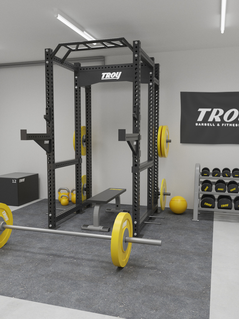 Home and Garage Gyms