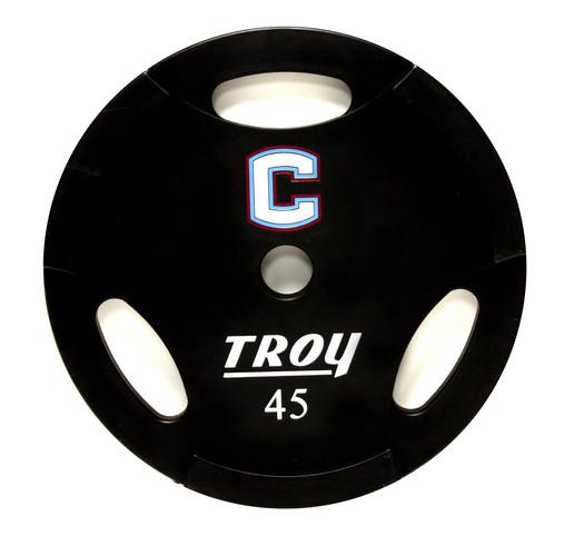 GO-UL Troy Urethane Custom Logo Grip Plate
