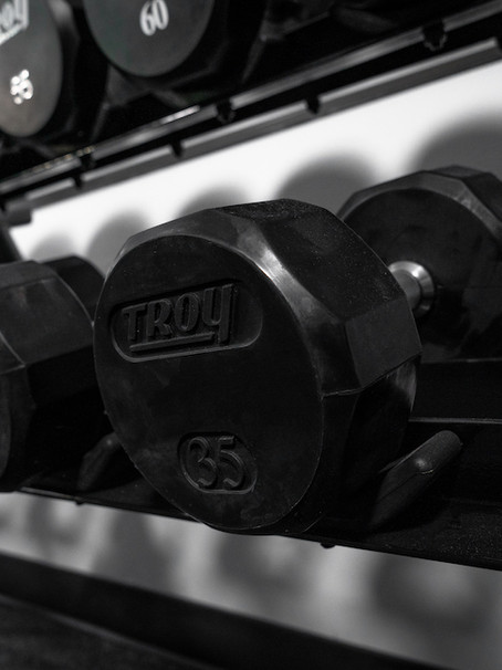 What's the real difference between rubber and urethane free weights?
