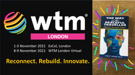 WTM 2021 - looking at and doing travel and tourism in new ways