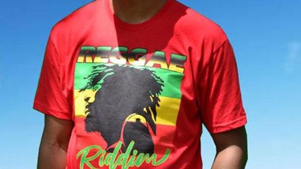 REGGAE RIDDIM Tee Shirts