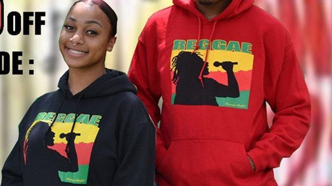 Reggae Hoodies (Sweat-shirts)