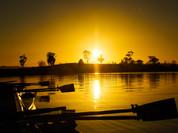 Early Morning Rowing Set Up, Tambo River