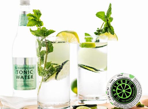 Vodka Lime Tonic