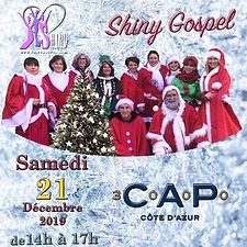 Cap 3000 Noël 2019