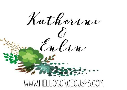 Enlin & Katherine