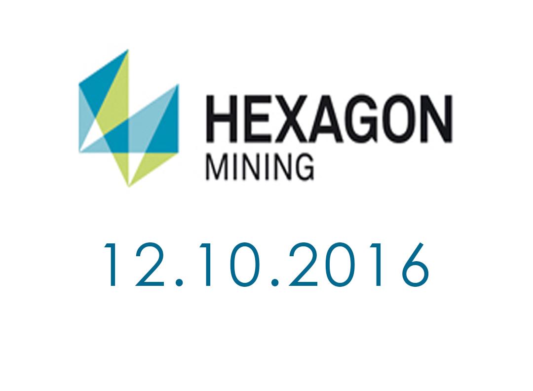 Hexagon Mining 2016