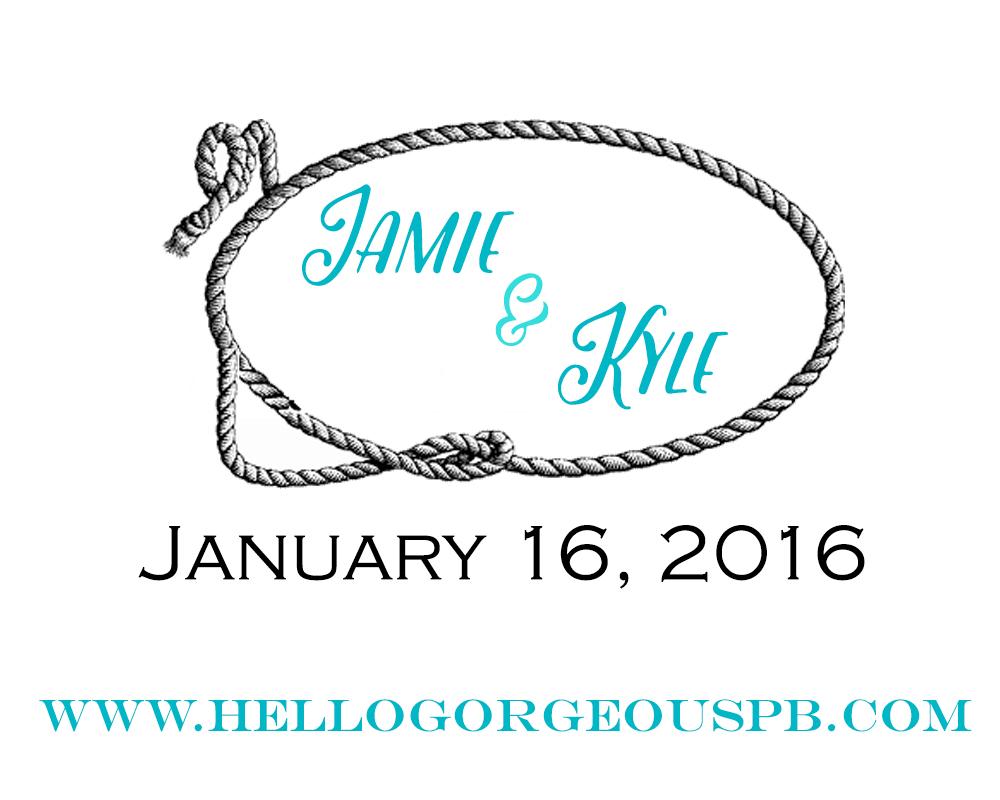 Jamie & Kyle's Wedding