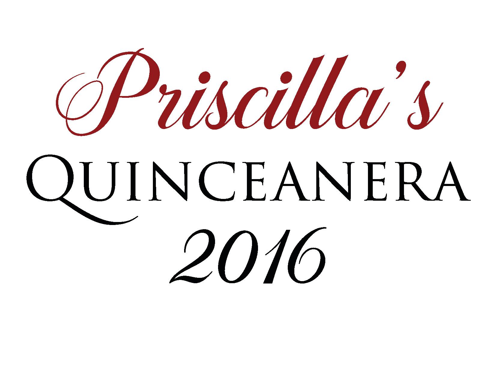 Priscilla's Quince