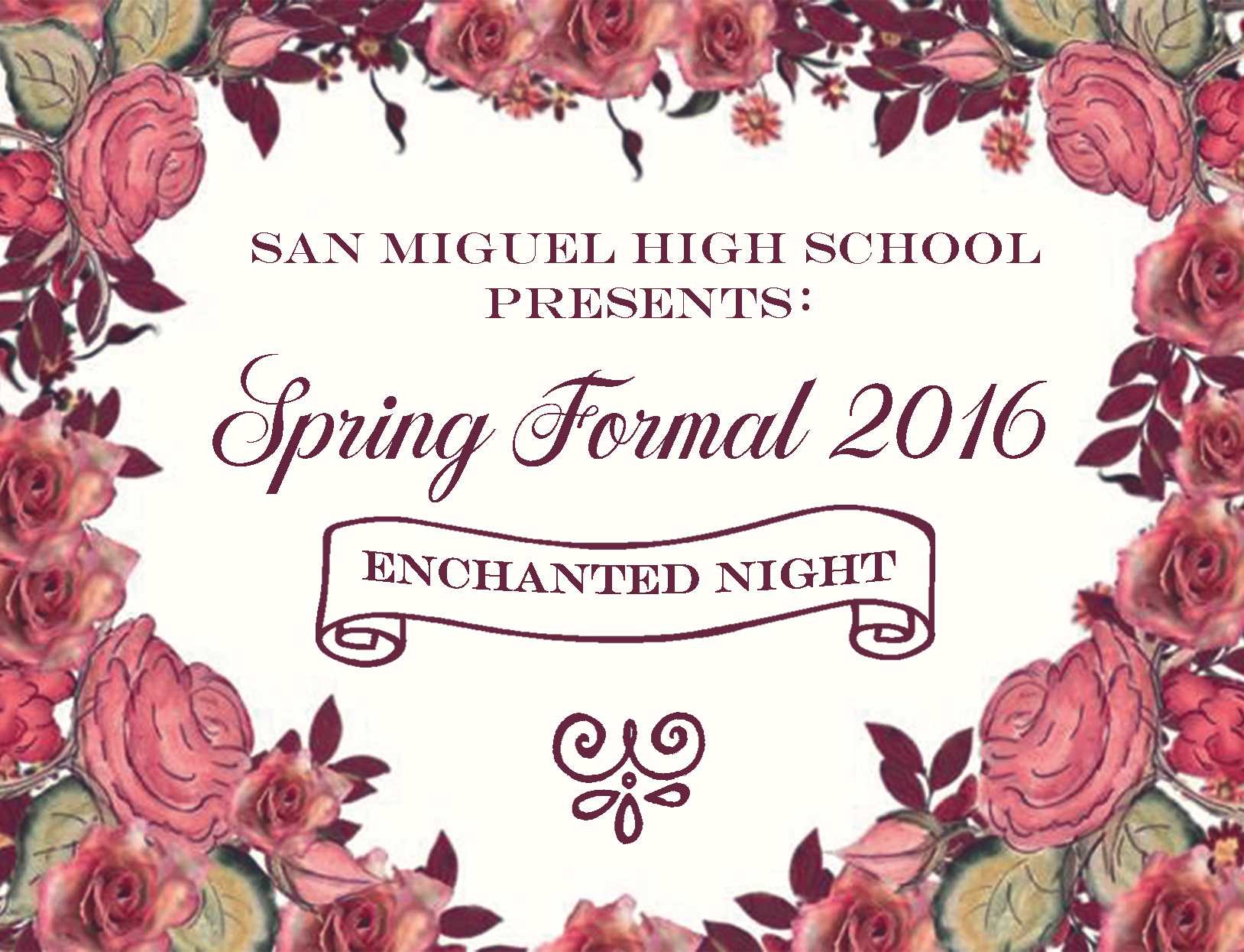 San Miguel High School Prom