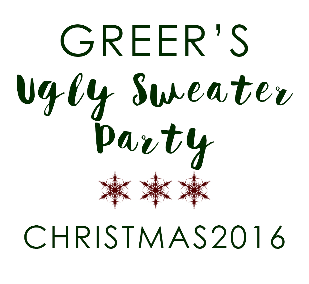 Greer Ugly Sweater Party 2016