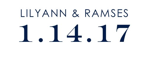 Lilyann & Ramses