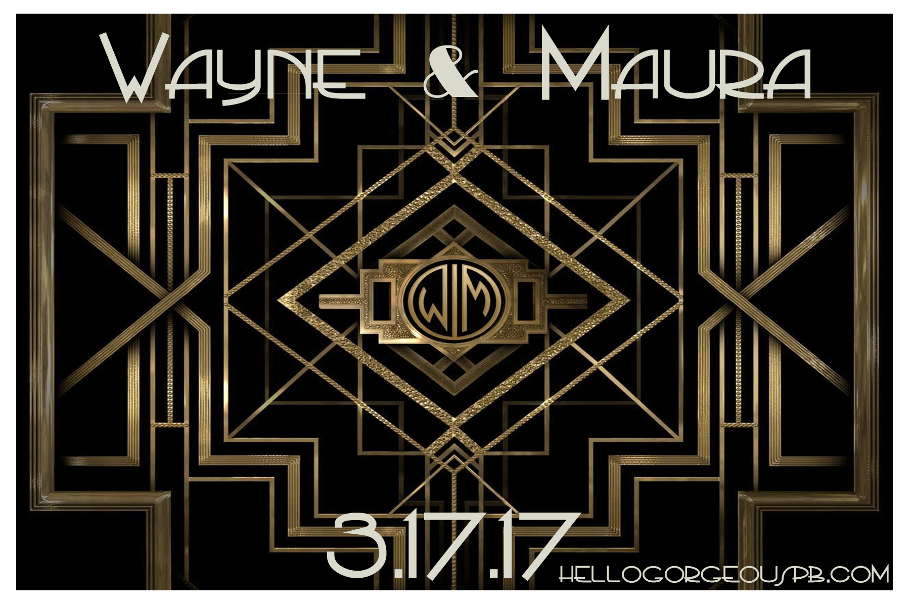 Wayne & Maura