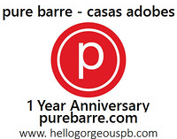 Pure Barre 1 Year Anniversary