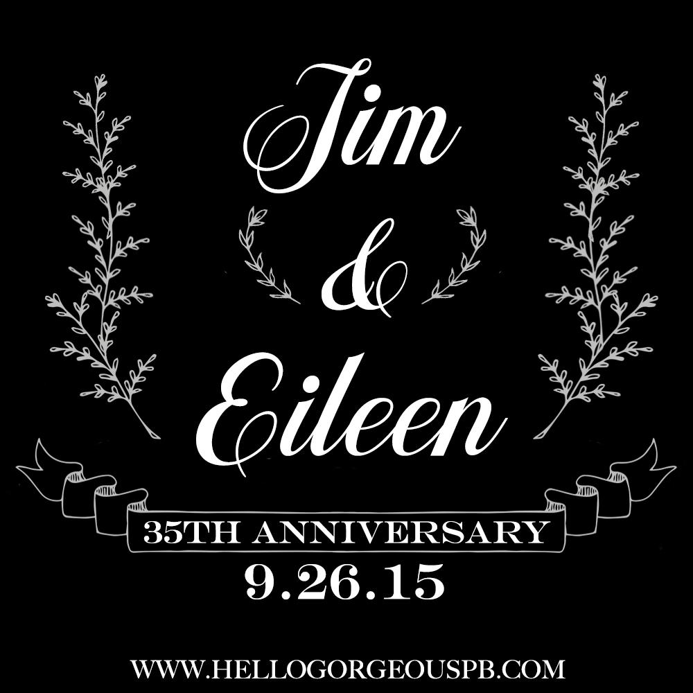Sturgeon Anniversary