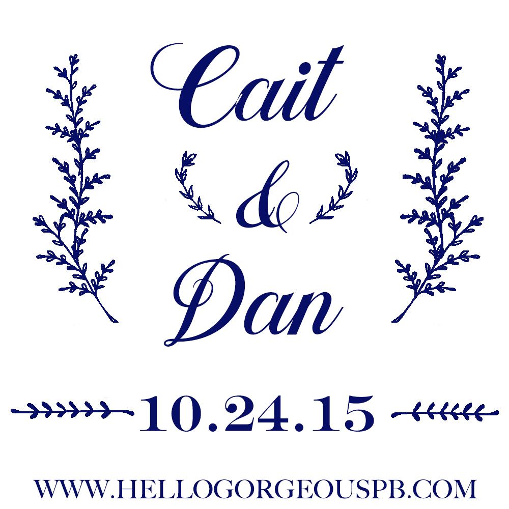 Cait & Dan's Wedding