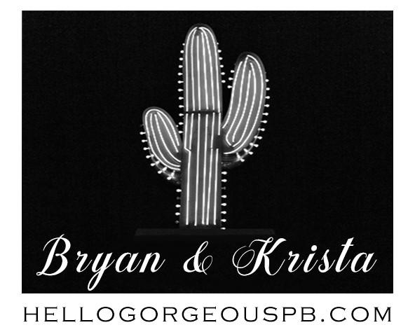 Bryan & Krista's Wedding
