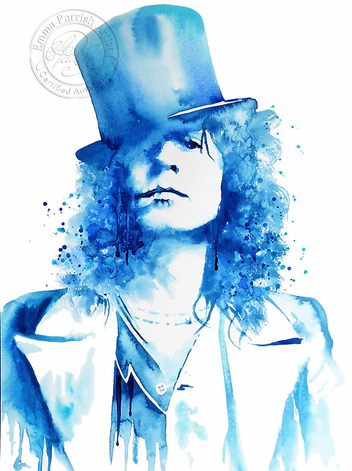 Bolan in Blue