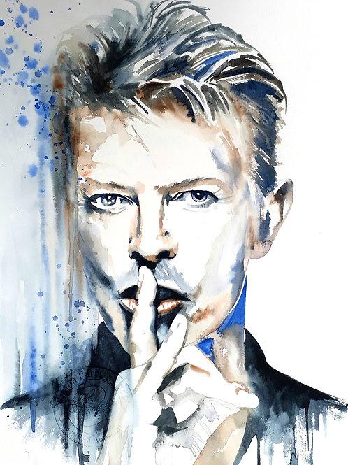 David Bowie - Shush