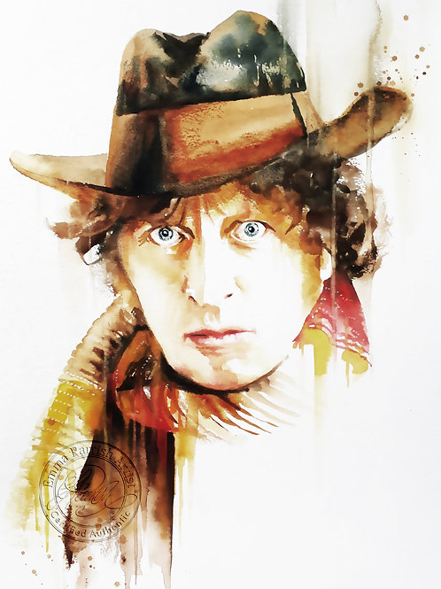 Dr Who - Tom Baker