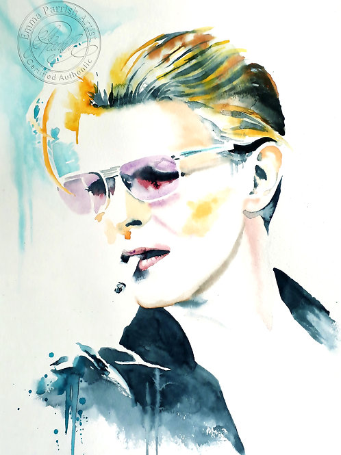 David Bowie - The Thin White Duke
