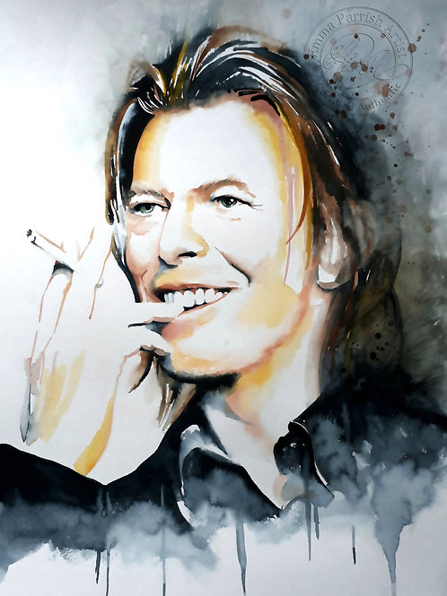 David Bowie - Smile