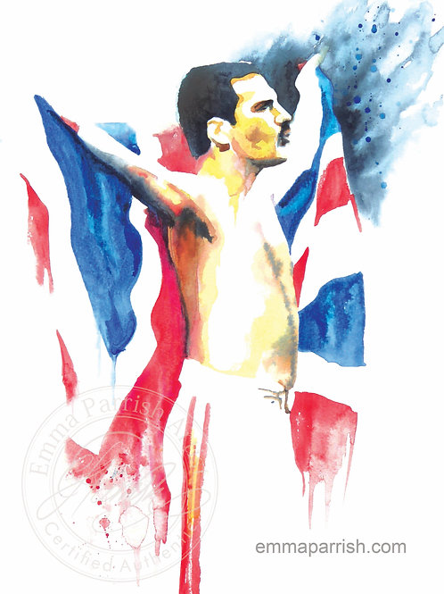 Freddie Mercury - We are the Champions