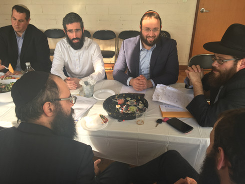 RCV Rabbis and Rebbetzins Learn about PGD