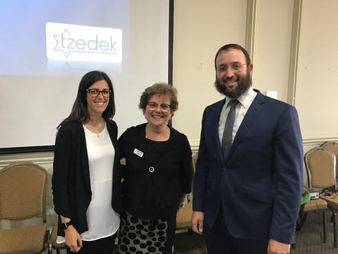 RCV undertakes Tzedek Training on Child Sexual Abuse Disclosure