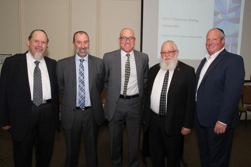 RCV Praises Jewish Prison Chaplains