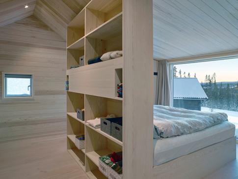 Storhogna Cabin - Asante Arkitektur & Design