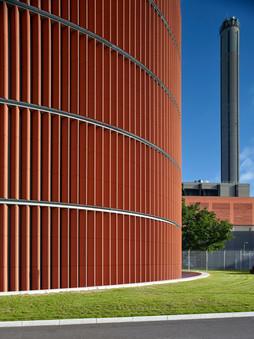 Värtan energy plant KVV8 - Urban Design