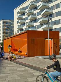 Teknikhuset - Urban Design