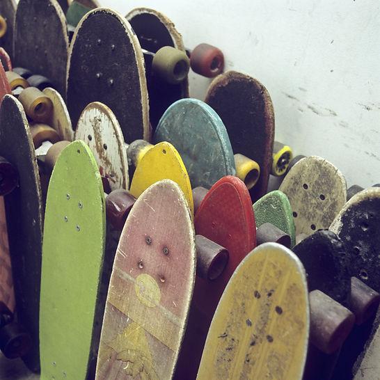 skateboards für kurse