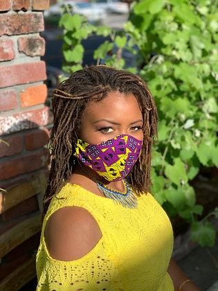 Canece Face Mask, Large